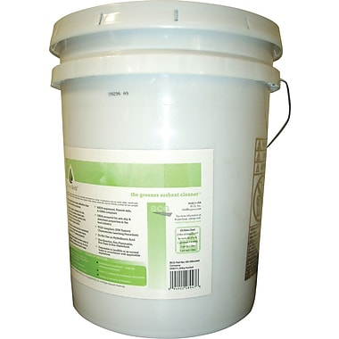 GreenSorb™ Eco-Friendly Sorbent, Clay, 25 lb. Bucket