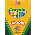 Crayola® BIN520024 Classic Color Pack Crayon, Assorted, 24/Box