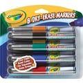 Crayola® Dry-Erase Markers, Assorted, 8/Pack