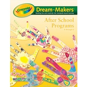 Crayola® Dream-Makers® 99-1255 Science Learning Guide, Science