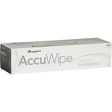 AccuWipe® MicroPremium 1-Ply Delicate Task Wipers
