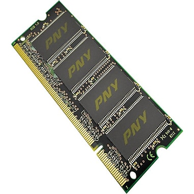 PNY 512MB (1 x 512MB) DDR (200-Pin SDRAM) DDR 333 (PC 2700) Universal Laptop Memory