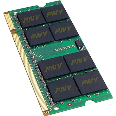 PNY 1GB (1 x 1GB) DDR2 (200-Pin SO-DIMM) DDR2 533 (PC2 4200) Universal Laptop Memory