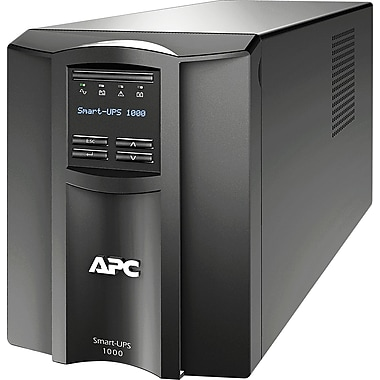 APC Smart-UPS® 1000VA 8-Outlet LCD UPS
