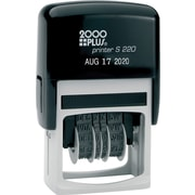 2000 PLUS Self Inking Date Stamp by