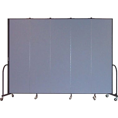 Screenflex 7'4in.H x 9'5in.L Portable Furniture Partition