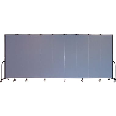 Screenflex 7'4in.H x 16'9in.L Portable Furniture Partition