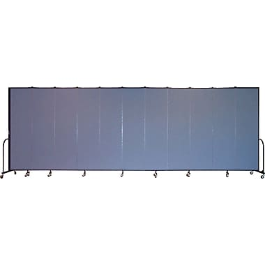 Screenflex 7'4in.H x 20'5in.L Portable Furniture Partition
