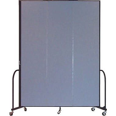 Screenflex 8'H x 5'9in.L Portable Furniture Partition