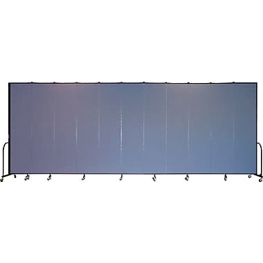 Screenflex 8'H x 20'5in.L Portable Furniture Partition