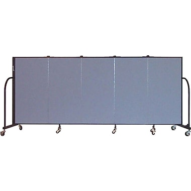 Screenflex 4'H X 9'5in.L Portable Furniture Partitions