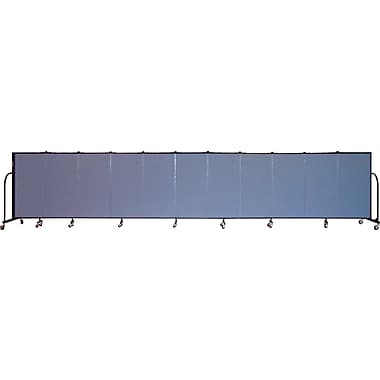 Screenflex 4in.H x 20'5in.L Portable Furniture Partition