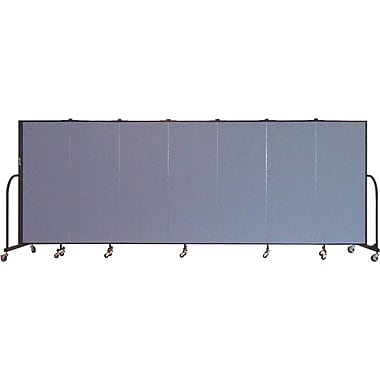 Screenflex 5'H x 13'1in.L Portable Furniture Partition