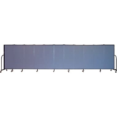 Screenflex 5'H x 20'5in.LPortable Furniture Partition