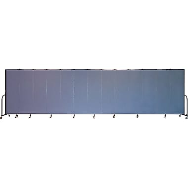 Screenflex 6'8in.H x 24'1in.L Portable Furniture Partition