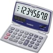 Casio® SL-100L 8-Digit Display Calculator