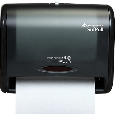 Georgia-Pacific® GEP58470 SofPull Automatic Touchless Paper Towel Dispenser