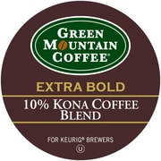 Keurig® K-Cup® Green Mountain® 10% Kona Blend Extra Bold Coffee, Regular, 24 Pack