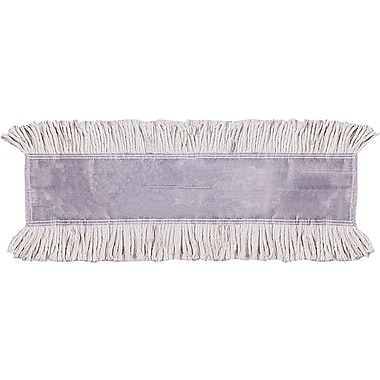 Continental Disposable Dust Mop, Natural, 36in.
