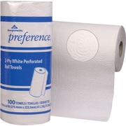 Preference®  Paper Towel Rolls, 2-Ply, 30 Rolls/Case