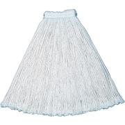 Rubbermaid® Cut-End Rayon Mop #24, Economy, White