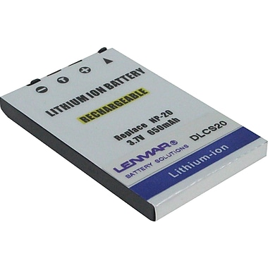 Lenmar Replacement Battery For Casio NP-20 (DLCS20)