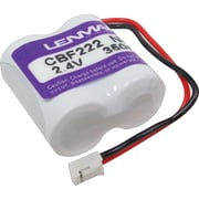 Lenmar Replacement Battery For Sony and Toshiba Cordless Phones (CBF222)