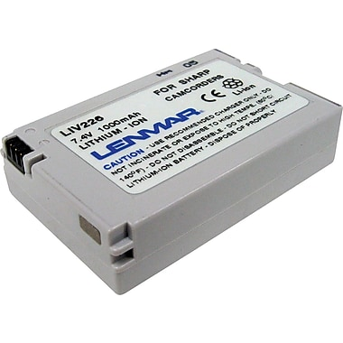 Lenmar Replacement Battery For Sharp BT-L226 (LIV226)