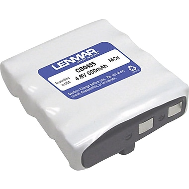 Lenmar Replacement Battery For AT&T, Escort, and SW Bell Cordless Phone (CB0455)