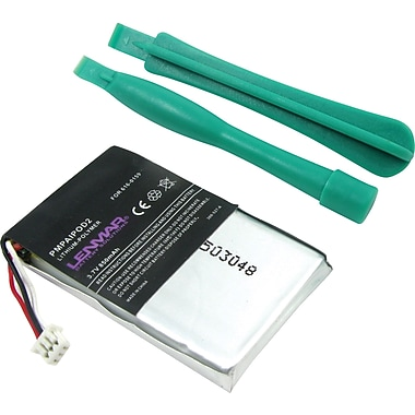 Lenmar Replacement Battery for Apple iPods, 3rd Generation (PMPAIPOD2)