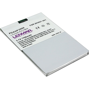 Lenmar Replacement battery For HP iPAQ 3800 and 3900 series (PDAHP3900)