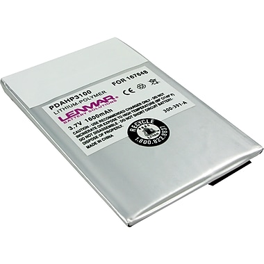 Lenmar Replacement Battery For HP iPAQ 3100, 3600 and 3700 Series (PDAHP3100)