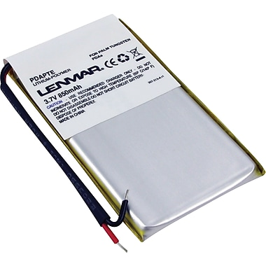 Lenmar Replacement Battery For Palm Tungsten E  (PDAPTE)
