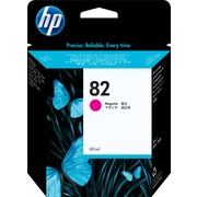 HP 82 Magenta Ink Cartridge (C4912A)