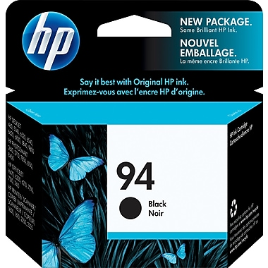HP 94 Black Original Ink Cartridge (C8765WN)
