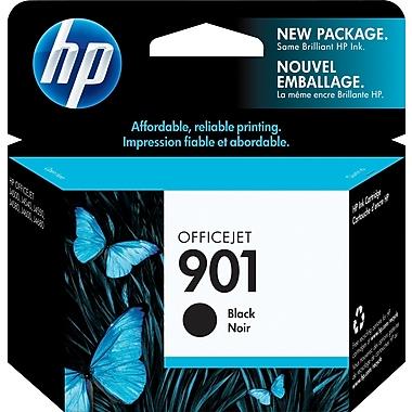 HP – Cartouche d'encre noire n° 901 (CC653AC)