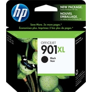 HP 901XL Black High Yield Original Ink Cartridge (CC654AN)