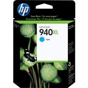 HP 940XL Cyan High Yield Original Ink Cartridge (C4907AN)