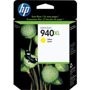 HP – Cartouche d'encre jaune 940XL, haut rendement (C4909AC)