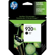 HP 920XL Black High Yield Original Ink Cartridge (CD975AN)