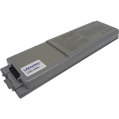 Lenmar Replacement Battery For Dell Latitude D800, Inspiron 8500m, 8600m, Precision M60 (LBDLD800L)