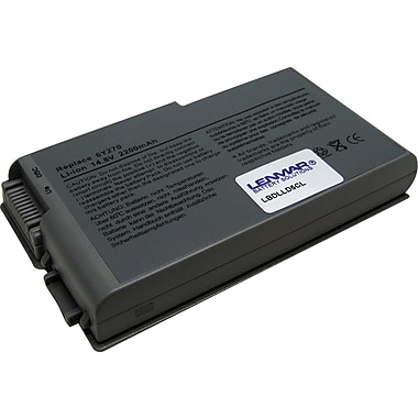 Lenmar Replacement Battery For Dell Latitude D500/D600 (LBDLLD5CL), Standard Capacity