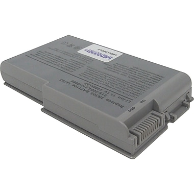 Lenmar Replacement Battery For Dell Latitude D500/D600 (LBDLLD5CLX), Extended Capacity