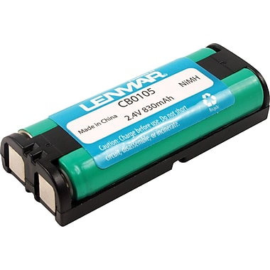 Lenmar Replacement Battery For Panasonic HHR-P105 (CBO105)