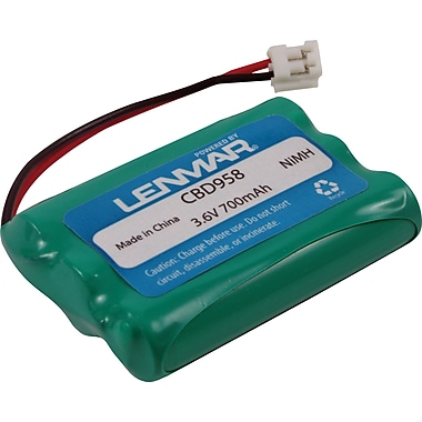 Lenmar Replacement Battery For GE TL26158 (CBD958)