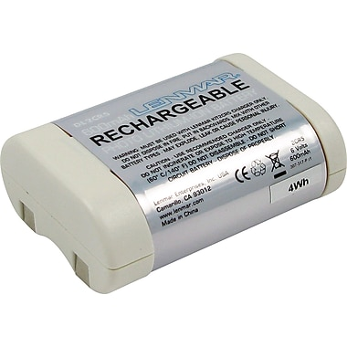 Lenmar Replacement Battery For 2CR5 Type (DL2CR5)
