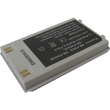 Lenmar Replacement Battery For Samsung SB-P90A (LISGP90)