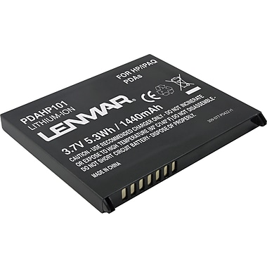 Lenmar Replacement Battery For HP/iPAQ RX3100/3400/3700 Series (PDAHP101)