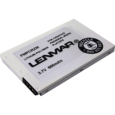 Lenmar Replacement Battery For Creative Zen Micro (PMPCRZM)