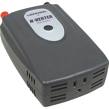 Lenmar N-Verter 200-250 Watt DC to AC Power Inverter
